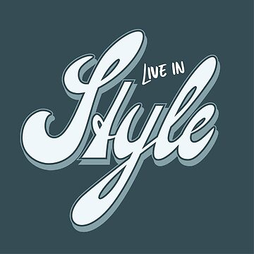 Live in Style by Mira-Iossifova