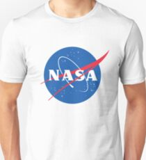 Earth-Chan Cosplay NASA Logo Clothes & Accessories Unisex T-Shirt