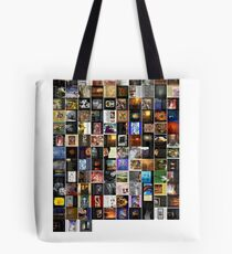 Featured Collaboration Collage  Tote Bag