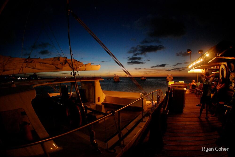 Sailors Sunsett by Ryan Cohen