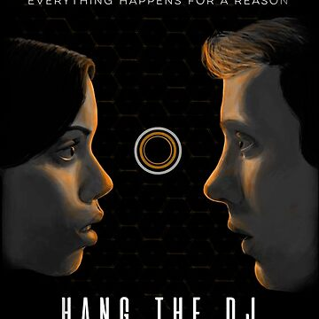 hang the dj black mirror by bonjonodon