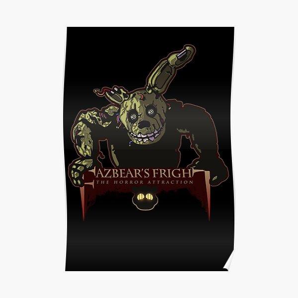 Fazbear's Fright: The Horror Attraction Poster