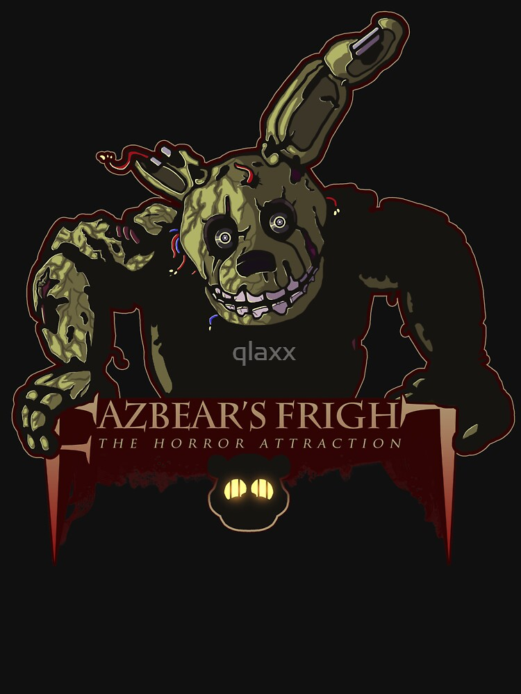 Fazbear's Fright: The Horror Attraction | Unisex T-Shirt
