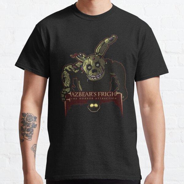 El susto de Fazbear: la atracción del horror Camiseta clásica