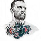 Conor McGregor by Gavin  Bake