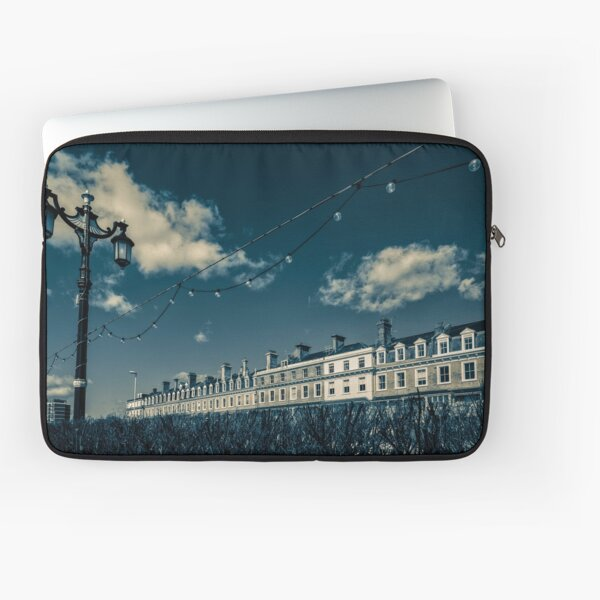 Row of houses.  Laptop Sleeve
