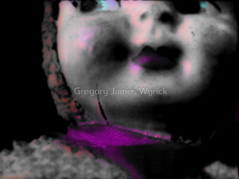 Pink by Gregory James Wyrick