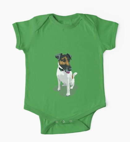 Foxy Terrier Kids Clothes
