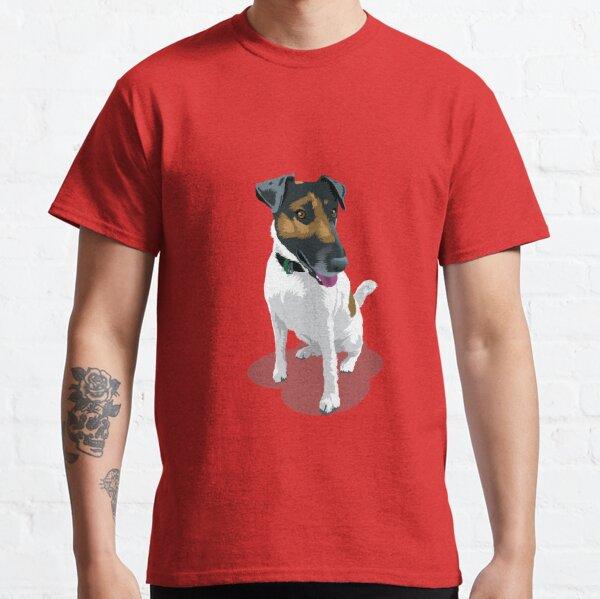 Foxy Terrier Classic T-Shirt