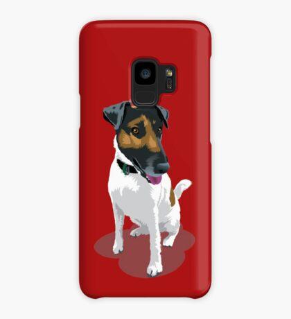 Foxy Terrier Case/Skin for Samsung Galaxy