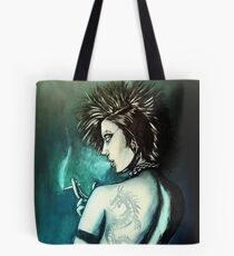 The Girl With The Dragon Tattoo Tote Bag