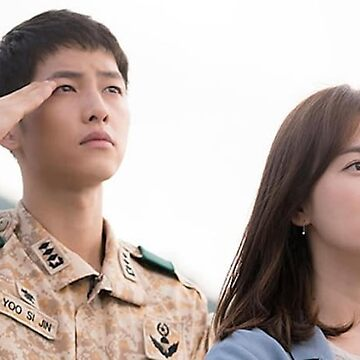 Descendants of the Sun DRAMA K by pookipsy