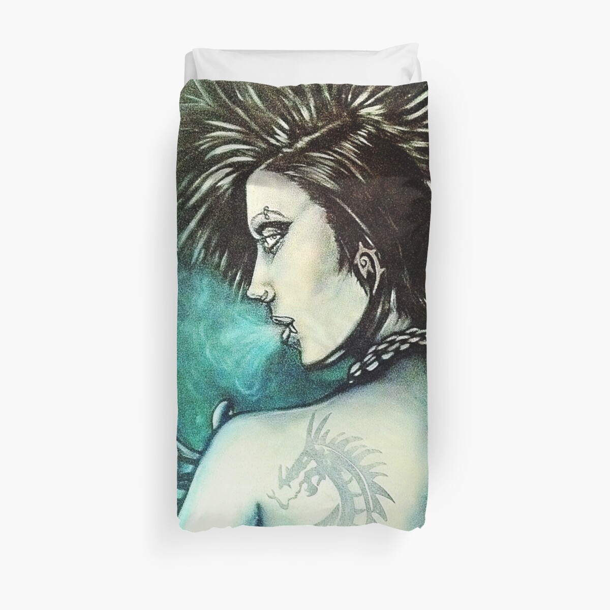 The Girl With The Dragon Tattoo by DRD † David Russo Design