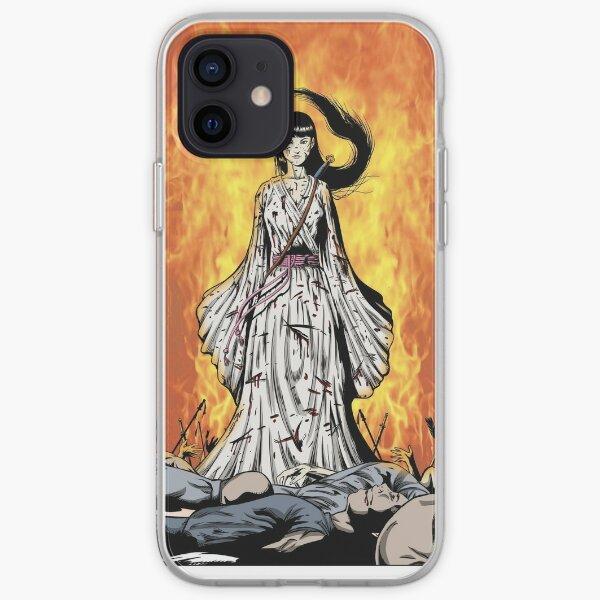 White Crane's revenge, kung fu girl's revenge iPhone Soft Case