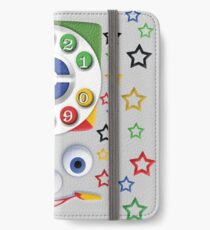 Smiley Toys Dial Phone iPhone Wallet/Case/Skin