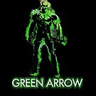 Green Arrow - Injustice 2 by Kuilz