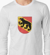 Armoiries du canton de Berne T-shirt manches longues