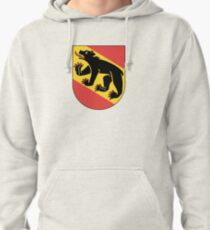 Coat of Arms of Bern Canton Pullover Hoodie