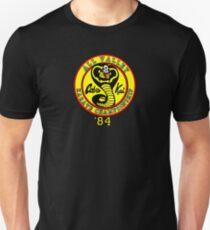 Der Cobra Kai Karate Clan Unisex T-Shirt