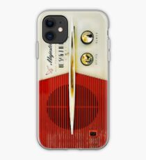 My Grand Father Old Radio iPhone Case