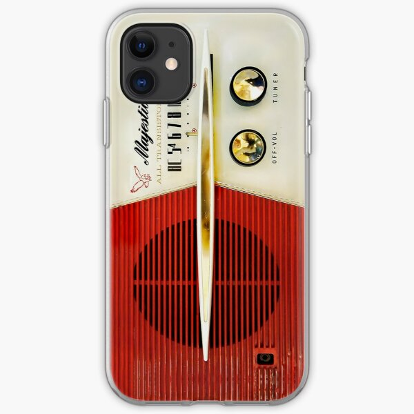 My Grand Father Old Radio iPhone Soft Case