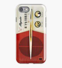 Vinilo o funda para iPhone Mi Grand Father Old Radio