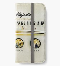 My Grand Father Old Radio iPhone Wallet/Case/Skin