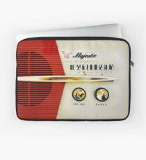 My Grand Father Old Radio Laptop Sleeve