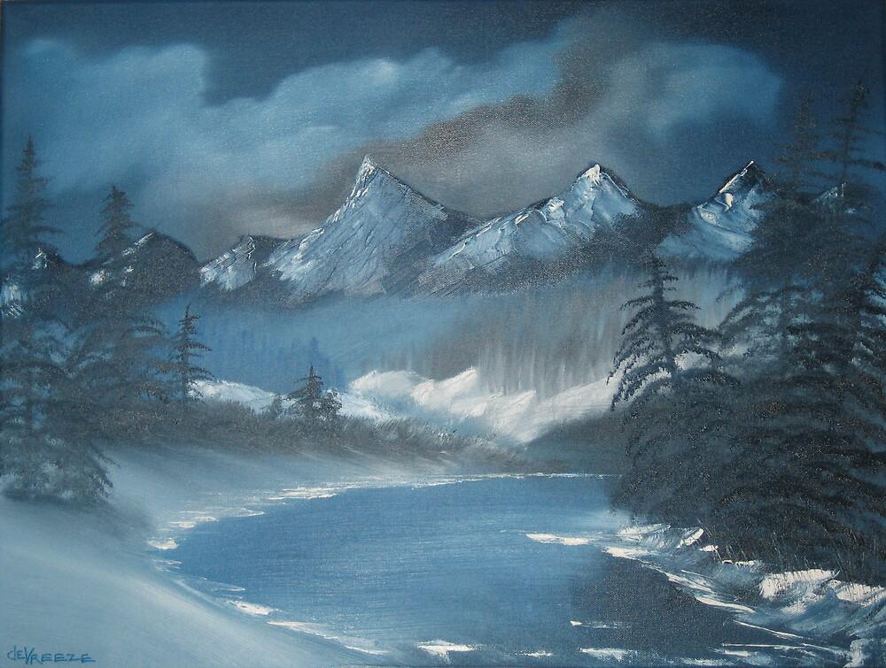 Winterland Dreams by Erik de Vreeze