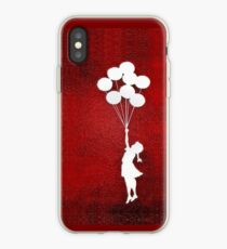 The Balloons Girls iPhone Case