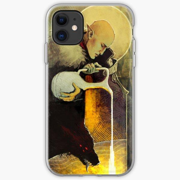 Zodiaque du Tarot Verseau Solas Coque souple iPhone
