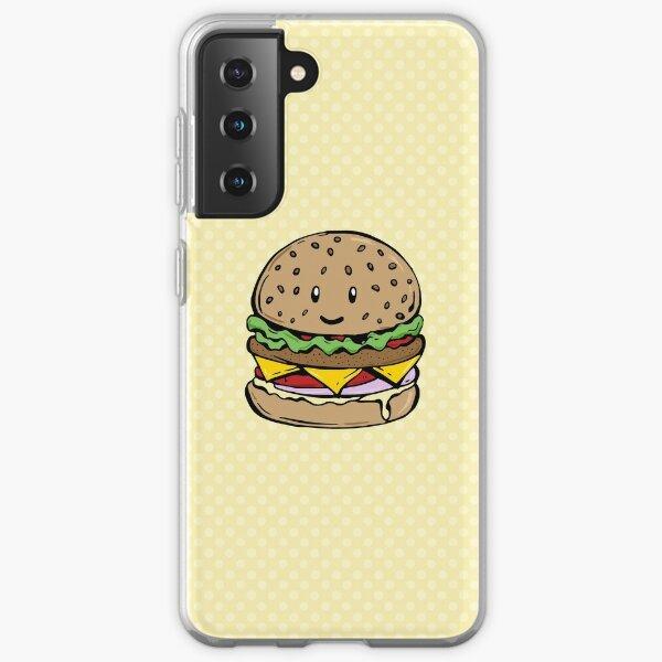 Hamburger Samsung Galaxy Soft Case
