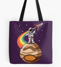 Space trip Tote Bag