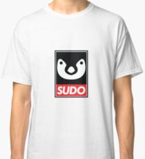 Linux Sudo Classic T-Shirt