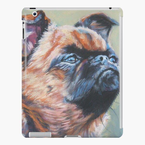 Brussels Griffon Fine Art Painting iPad Snap Case