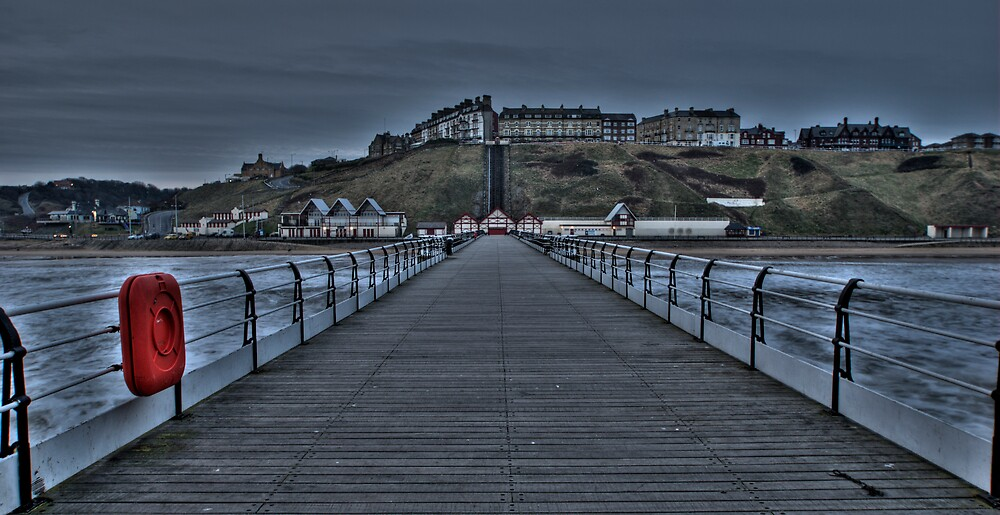 Saltburn, from the Pier by pelfking