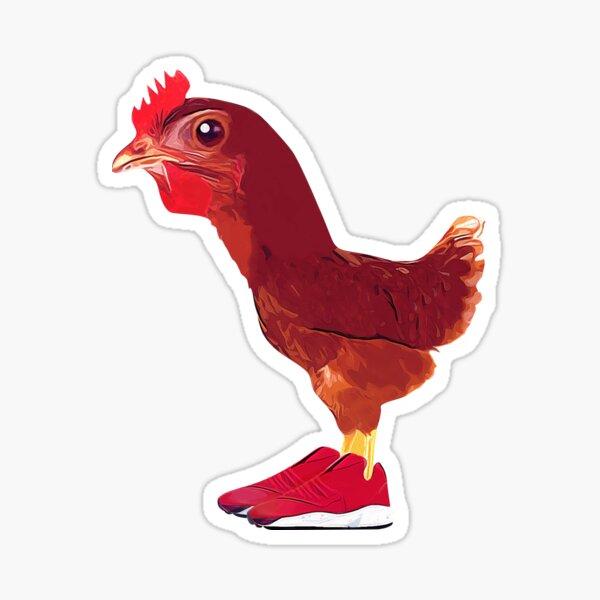 Chicken Run  Sticker