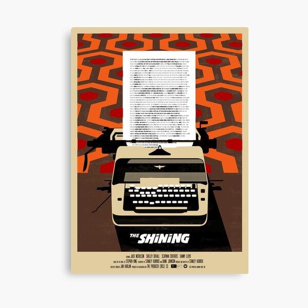 The Shining - Retrabajado Lienzo