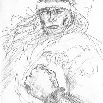 Ulfgard, the Brave by Kagara