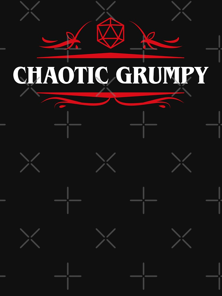 Chaotic Grumpy Alignment by pixeptional