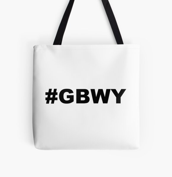 #gbwy All Over Print Tote Bag