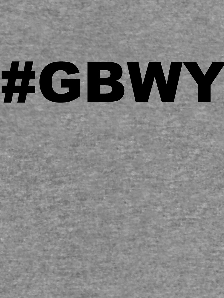 #gbwy by donnaroderick