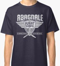 Abagnale Flight School Classic T-Shirt
