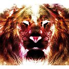 Heart Of A Lion by DRD † David Russo Design