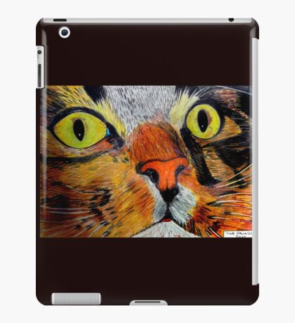 269 - MITCH - DAVE EDWARDS - COLOURED PENCILS & FINELINERS - 2009 iPad Case/Skin
