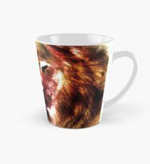 Heart Of A Lion Tall Mug