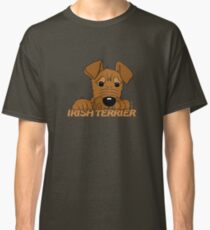 Cute Irish Terrier Classic T-Shirt