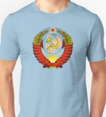 Soviet Union Coat of arms USSR Unisex T-Shirt
