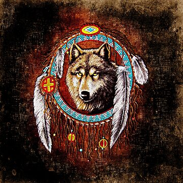 Wolf Dreamcatchers by dezigner007