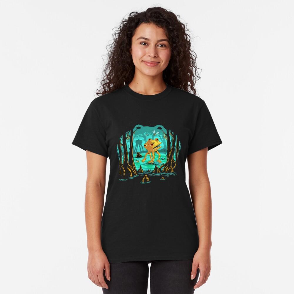 Magical Mutant Frog Swamp Classic T-Shirt